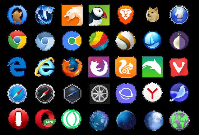 Browservielfalt